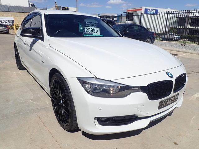 Used BMW 328i F30 Luxury Line Wangara, 2012 BMW 328i F30 Luxury Line Alpine White 8 Speed Automatic Sedan