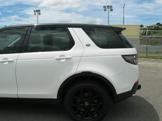 2015 Land Rover Discovery Sport LC SE White 9 Speed Automatic Wagon