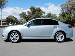 2012 Subaru Liberty B5 MY13 2.5X Lineartronic AWD Silver 6 Speed Constant Variable Sedan
