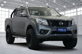 2019 Nissan Navara D23 S3 ST-X Grey 7 Speed Sports Automatic Utility.