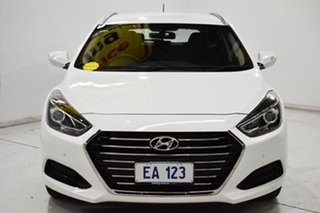 2015 Hyundai i40 VF4 Series II Active Tourer White 6 Speed Sports Automatic Wagon.