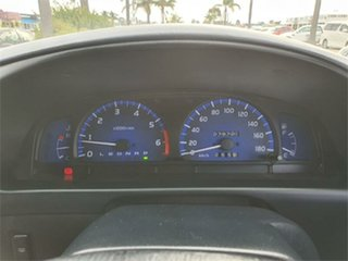 2003 Toyota Hilux VZN167R Black Automatic Utility