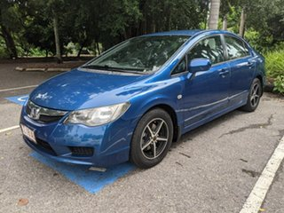 2010 Honda Civic 8th Gen MY10 VTi Blue 5 Speed Manual Sedan