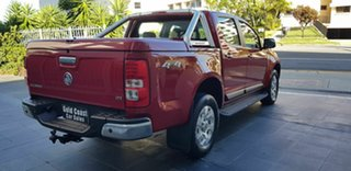 2012 Holden Colorado RG LTZ (4x4) Red 6 Speed Automatic Crew Cab Pickup