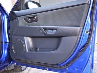 2008 Mazda 3 BK10F2 Neo Blue 4 Speed Sports Automatic Sedan