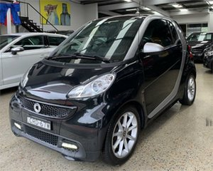 2014 Smart ForTwo C451 52KW mhd Final Edition Black Seq Manual Auto-Clutch Coupe