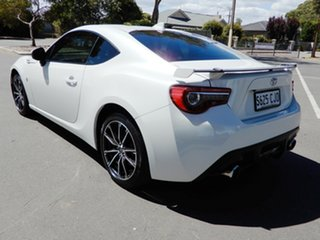 2018 Toyota 86 ZN6 GTS White 6 Speed Sports Automatic Coupe