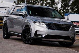 2020 Kia Carnival KA4 MY21 Platinum Silver 8 Speed Sports Automatic Wagon.