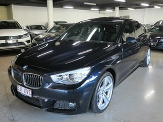 2013 BMW 5 Series F07 LCI 535i Gran Turismo Steptronic M Sport Carbon Black 8 Speed Sports Automatic.