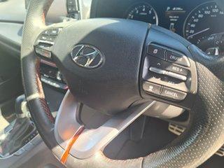 2018 Hyundai i30 PD2 MY18 SR D-CT Grey 7 Speed Sports Automatic Dual Clutch Hatchback