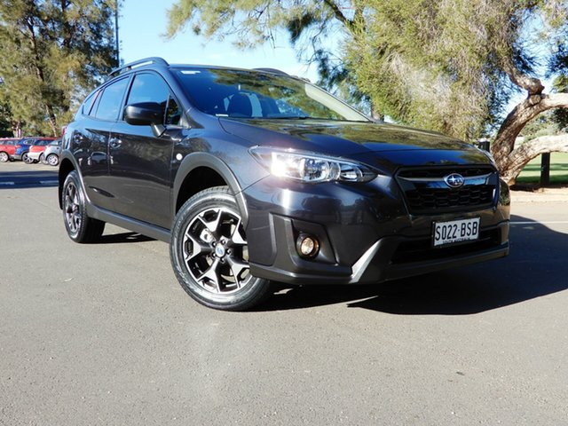 Used Subaru XV G5X MY18 2.0i Lineartronic AWD Glenelg, 2017 Subaru XV G5X MY18 2.0i Lineartronic AWD Grey 7 Speed Constant Variable Wagon