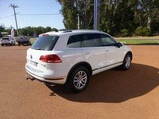 2017 Volkswagen Touareg 7P MY17 150 TDI Element 8 Speed Automatic Wagon
