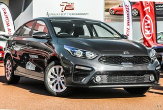 2020 Kia Cerato BD MY21 S Grey 6 Speed Sports Automatic Hatchback.