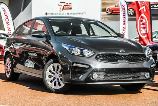 New Kia Cerato BD MY21 S Reynella, 2020 Kia Cerato BD MY21 S Grey 6 Speed Sports Automatic Hatchback