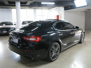2014 Maserati Ghibli M157 MY14 S Black 8 Speed Sports Automatic Sedan