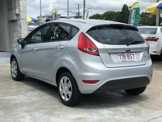 2010 Ford Fiesta WT CL PwrShift Silver 6 Speed Sports Automatic Dual Clutch Hatchback.