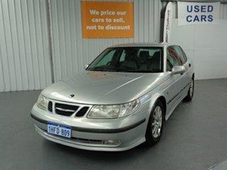 2005 Saab 9-5 MY2004 ARC Silver 5 Speed Sports Automatic Sedan.
