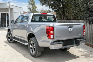 2021 Mazda BT-50 TFS40J GT Ingot Silver 6 Speed Sports Automatic Utility.