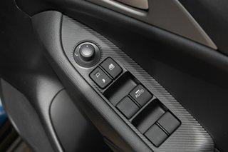 2021 Mazda CX-3 CX-3 F 6AUTO MAXX SPORT PETROL FWD Deep Crystal Blue Wagon
