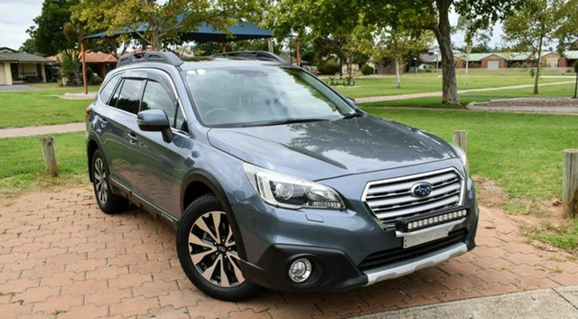 Used Subaru Outback B6A MY15 2.5i CVT AWD Premium Ingle Farm, 2015 Subaru Outback B6A MY15 2.5i CVT AWD Premium Silver 6 Speed Constant Variable Wagon