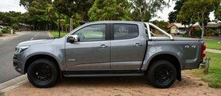2017 Holden Colorado RG MY18 LTZ Pickup Crew Cab Grey 6 Speed Manual Utility