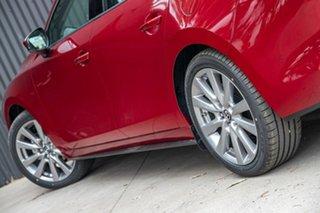 2021 Mazda 3 MAZDA3 N 6AUTO SEDAN G25 GT Soul Red Crystal Sedan