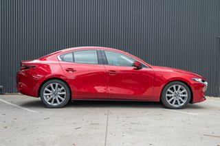 2021 Mazda 3 MAZDA3 N 6AUTO SEDAN G25 GT Soul Red Crystal Sedan.