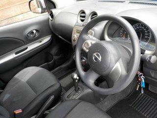 2011 Nissan Micra K13 ST-L Mauve 4 Speed Automatic Hatchback