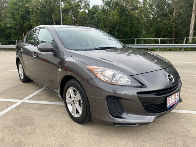Used Mazda 3 BL Series 2 MY13 Neo Morayfield, 2013 Mazda 3 BL Series 2 MY13 Neo Grey 5 Speed Automatic Sedan
