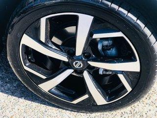 2018 Nissan Qashqai J11 Series 2 Ti X-tronic Pearl Black 1 Speed Constant Variable Wagon