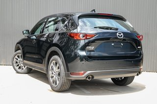 2020 Mazda CX-5 KF4W2A Akera SKYACTIV-Drive i-ACTIV AWD Jet Black 6 Speed Sports Automatic Wagon