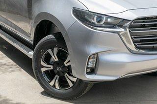 2021 Mazda BT-50 TFS40J XTR Ingot Silver 6 Speed Sports Automatic Utility.