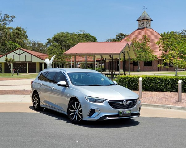 Used Holden Commodore ZB RS (5Yr) Southport, 2019 Holden Commodore ZB RS (5Yr) 9 Speed Automatic Sportswagon