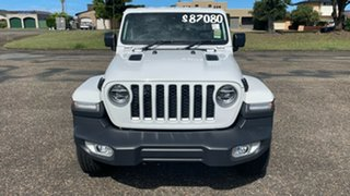 2020 Jeep Gladiator JT MY20 Overland Pick-up Bright White 8 Speed Automatic Utility.