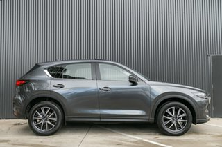 2021 Mazda CX-5 CX-5 K 6AUTO GT DIESEL AWD Machine Grey Wagon.