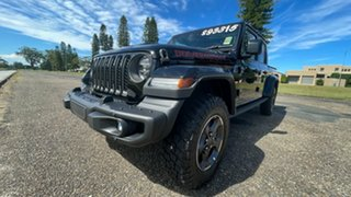 2020 Jeep Gladiator JT MY20 Rubicon Pick-up Black 8 Speed Automatic Utility
