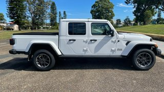 2020 Jeep Gladiator JT MY20 Overland Pick-up Bright White 8 Speed Automatic Utility