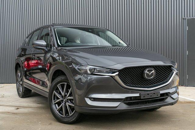 New Mazda CX-5 Mornington, 2021 Mazda CX-5 CX-5 K 6AUTO GT DIESEL AWD Machine Grey Wagon