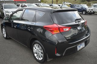 2012 Toyota Corolla ZRE182R Ascent Sport S-CVT Black 7 Speed Constant Variable Hatchback