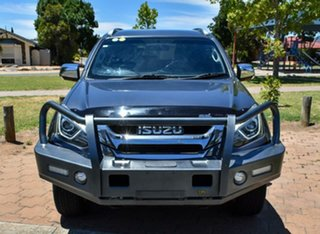 2017 Isuzu MU-X MY17 LS-T Rev-Tronic 4x2 Grey 6 Speed Sports Automatic Wagon