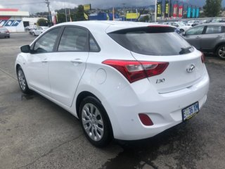 2015 Hyundai i30 GD3 Series II MY16 Active Polar White 6 Speed Sports Automatic Hatchback