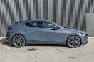 2021 Mazda 3 MAZDA3 N 6AUTO HATCH G20 TOURING VISION Polymetal Grey Hatchback.