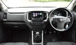 2017 Holden Colorado RG MY18 LTZ Pickup Crew Cab Grey 6 Speed Manual Utility.