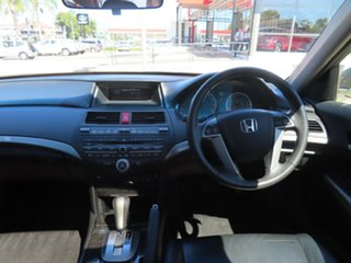 2010 Honda Accord 50 VTi Luxury Beige 5 Speed Automatic Sedan
