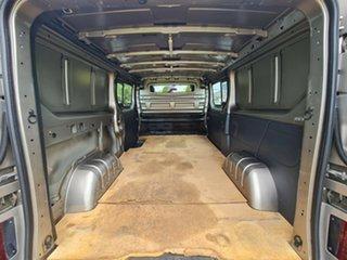 2015 Renault Trafic X82 103KW Low Roof LWB Gold 6 Speed Manual Van