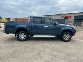 2007 Mazda BT-50 B3000 SDX (4x4) Blue 5 Speed Automatic Dual Cab Pick-up.
