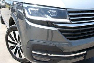 2020 Volkswagen Multivan T6.1 MY21 TDI340 SWB DSG Cruise Edition Reflex Silver/starlight Blue.