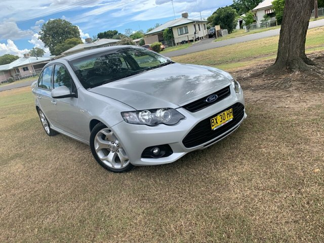 Used Ford Falcon FG MkII XR6 Moree, 2012 Ford Falcon FG MkII XR6 6 Speed Sports Automatic Sedan