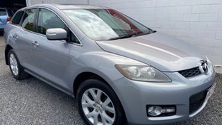 2008 Mazda CX-7 LUXURY AWD Silver Automatic Wagon.