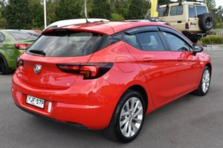 2018 Holden Astra BK MY19 R Red 6 Speed Sports Automatic Hatchback.